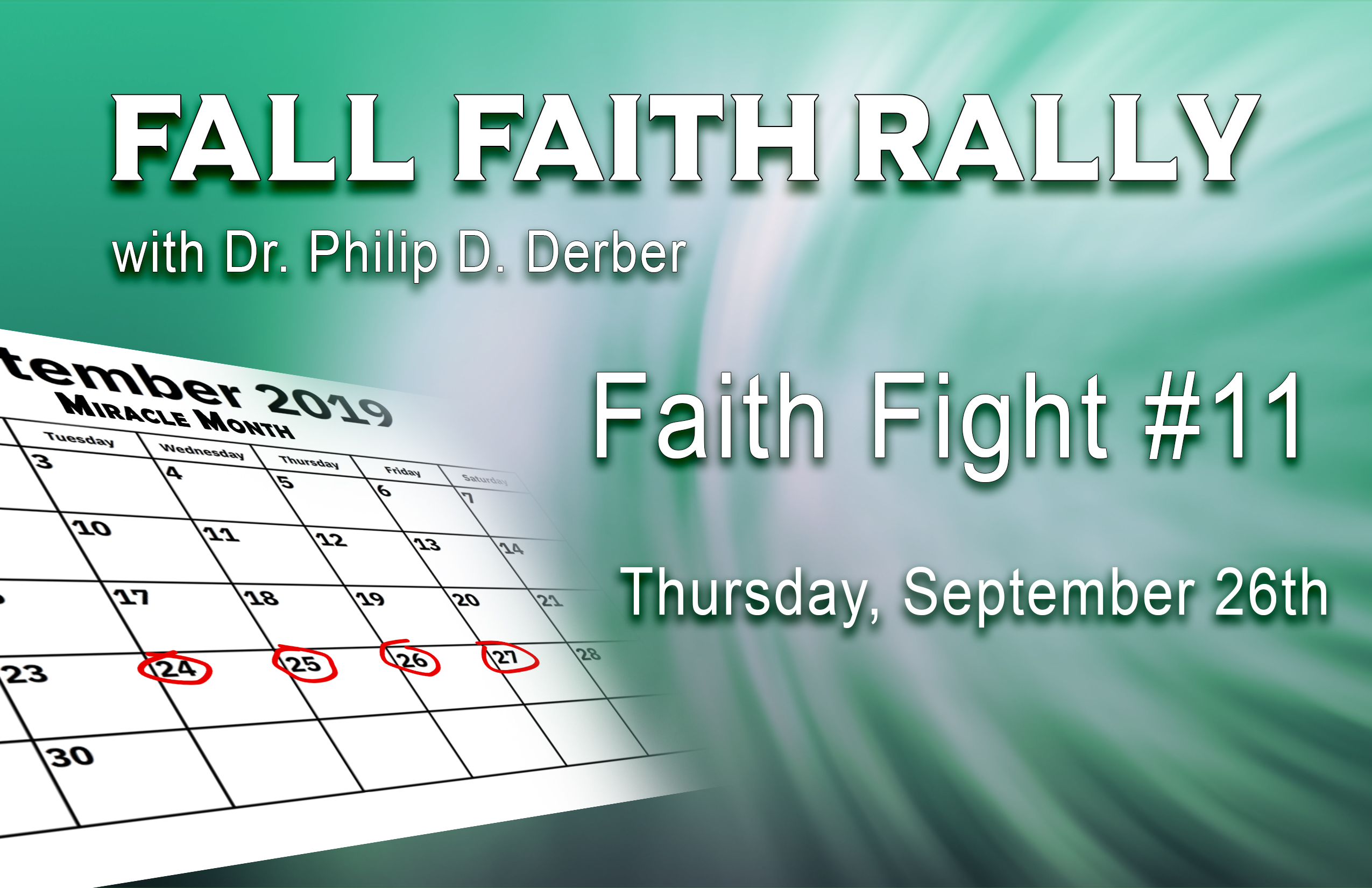 Faith Fight 11