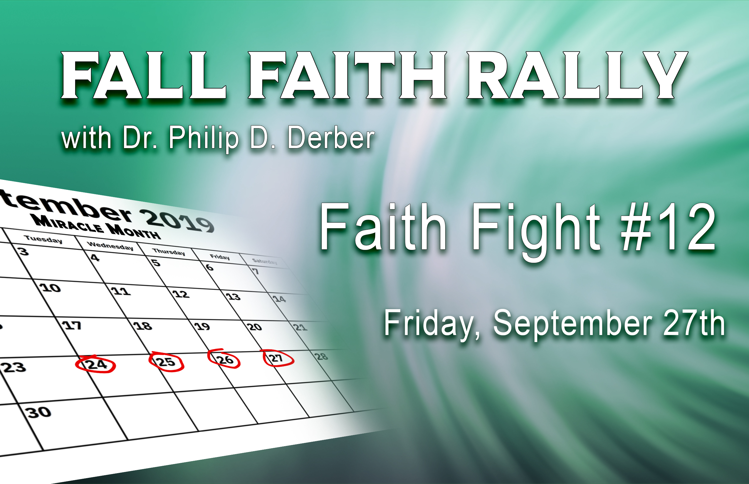 Faith Fight 12