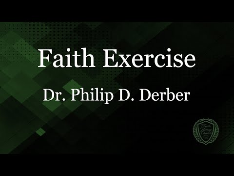 Faith Exercise
