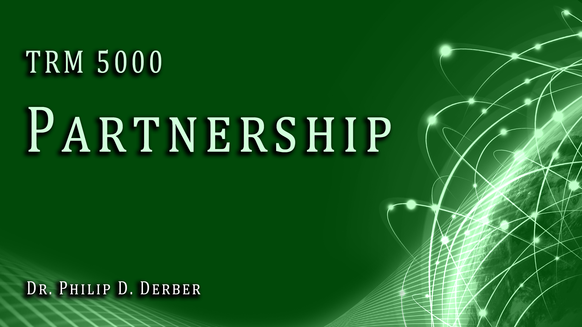 TRM 5000 Partnership