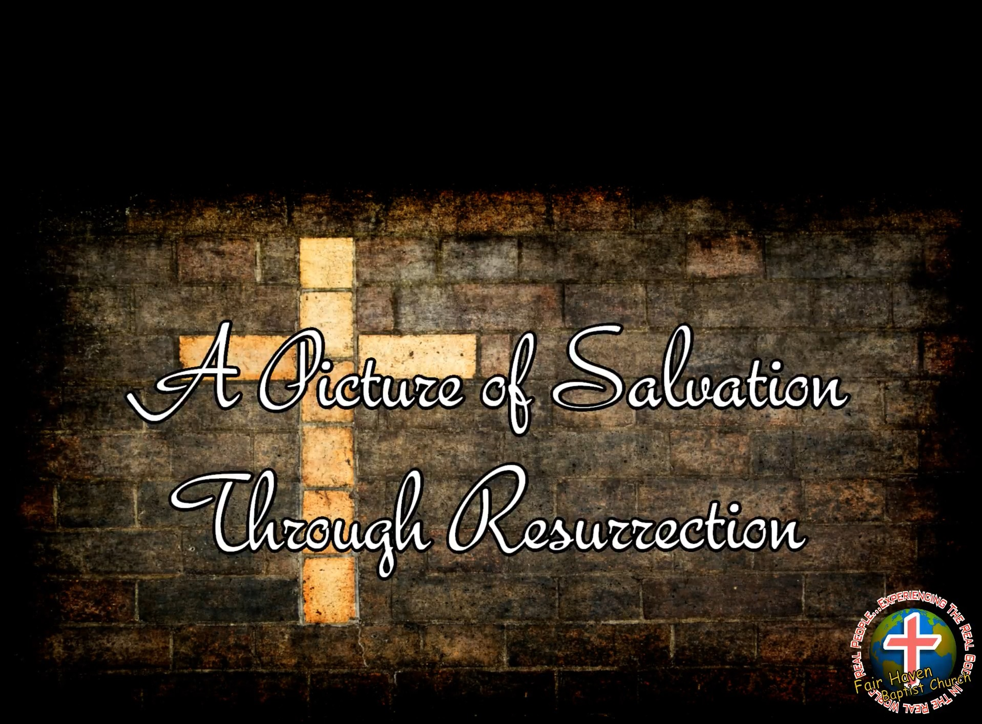 A Picture of Salvation Through Resurrection