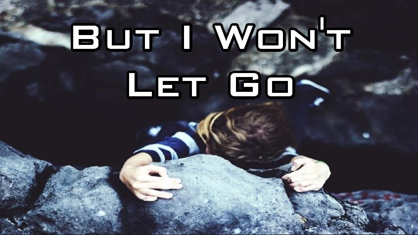 But I Won't Let Go