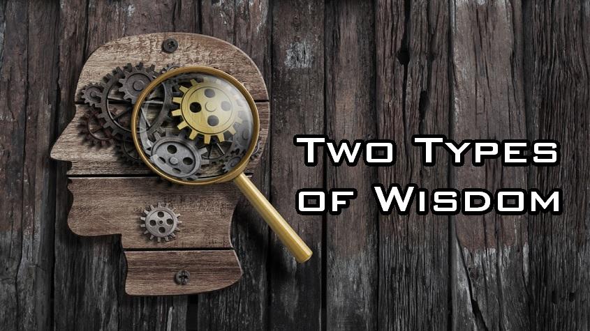 Two Types of Wisdom