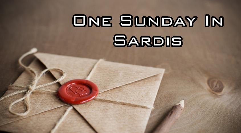 One Sunday in Sardis