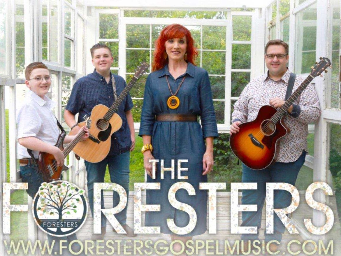 The Foresters - In Concert