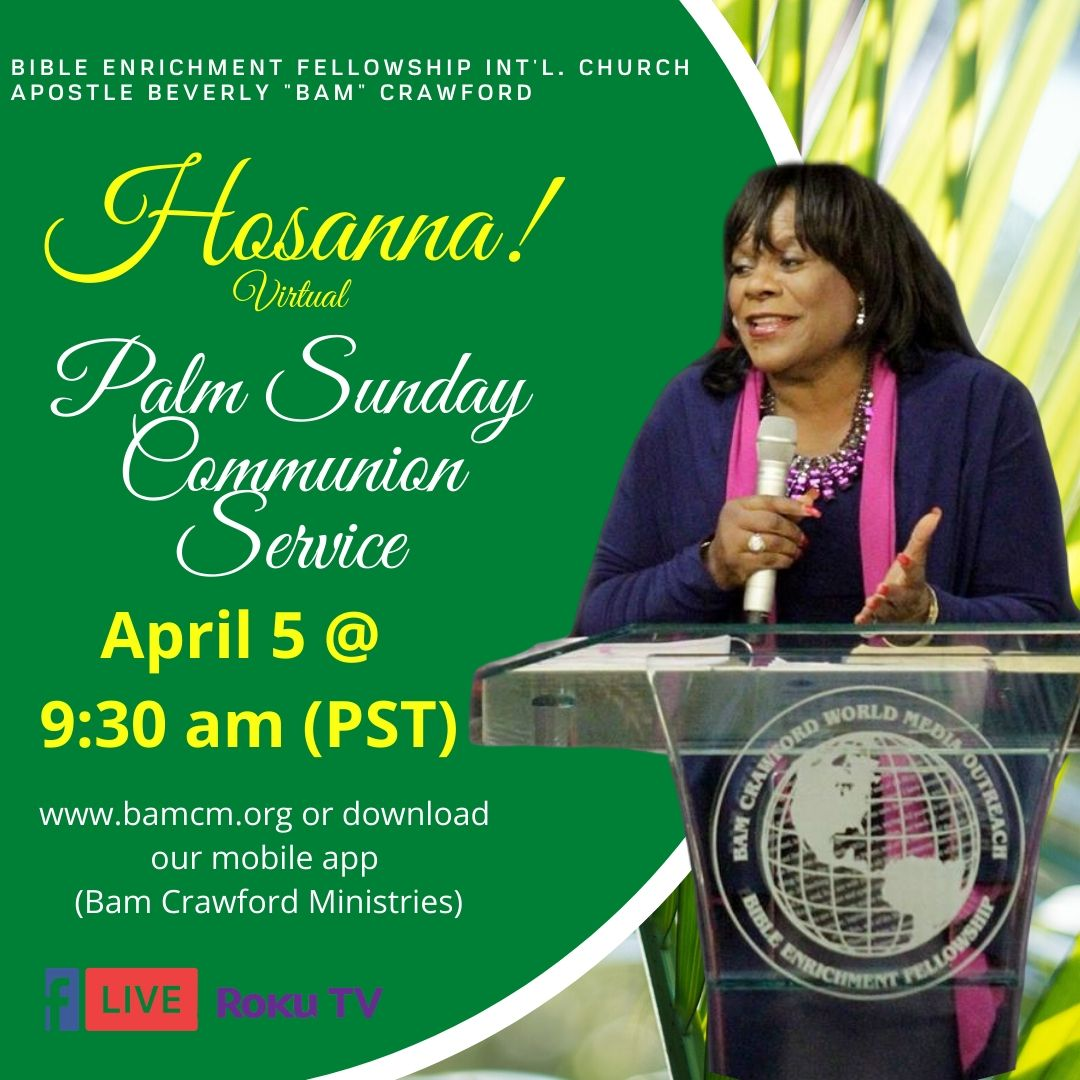 Hosanna! God Save Us