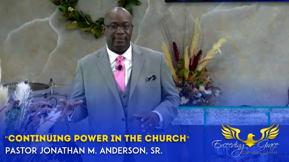 Continuing Power in the Church