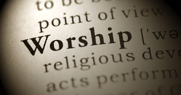 When Worship Was Born
