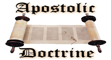 Apostolic Doctrine