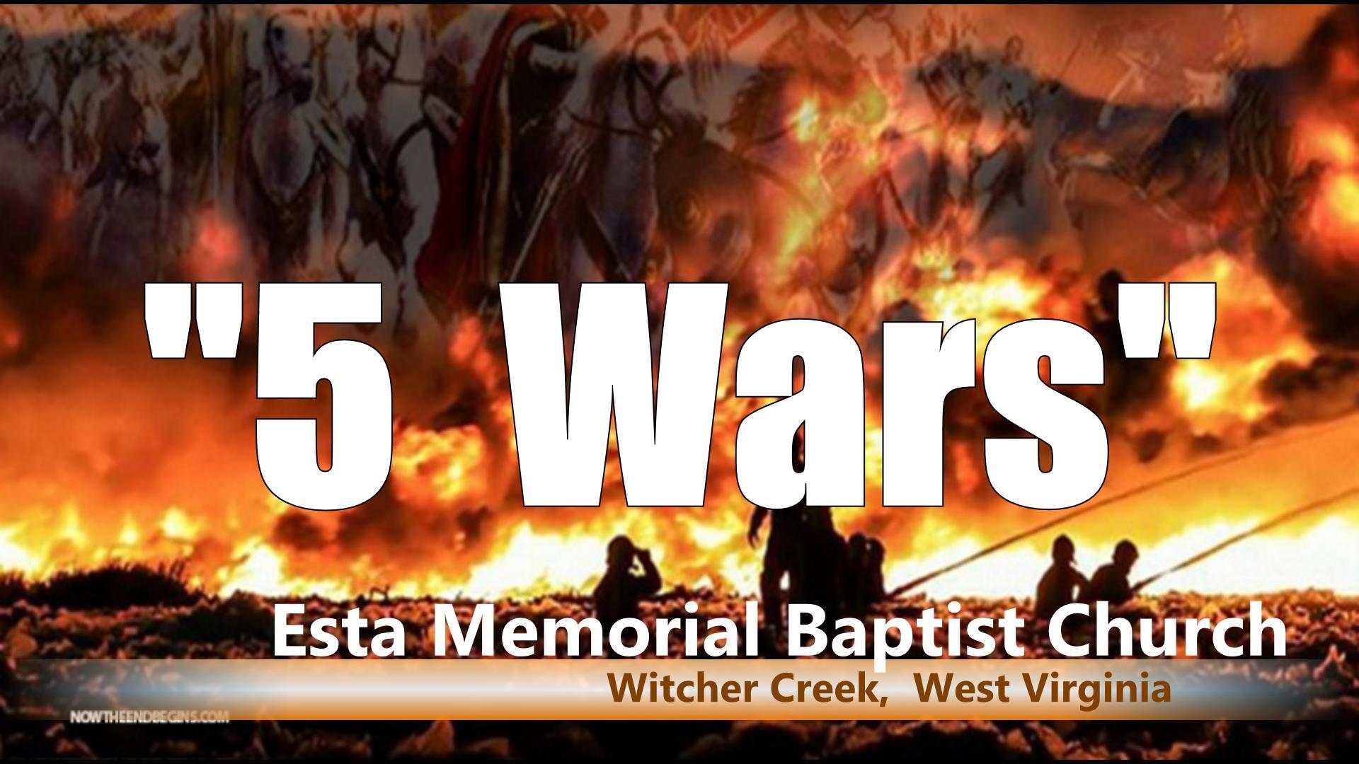 5 Wars