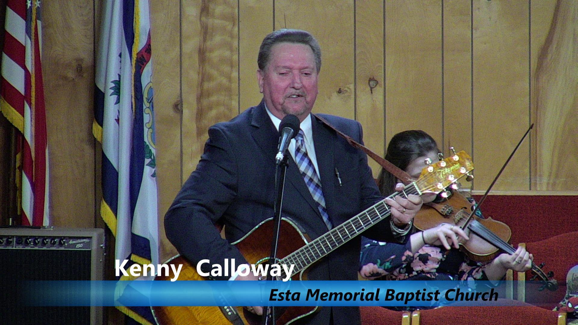 Kenny Calloway
