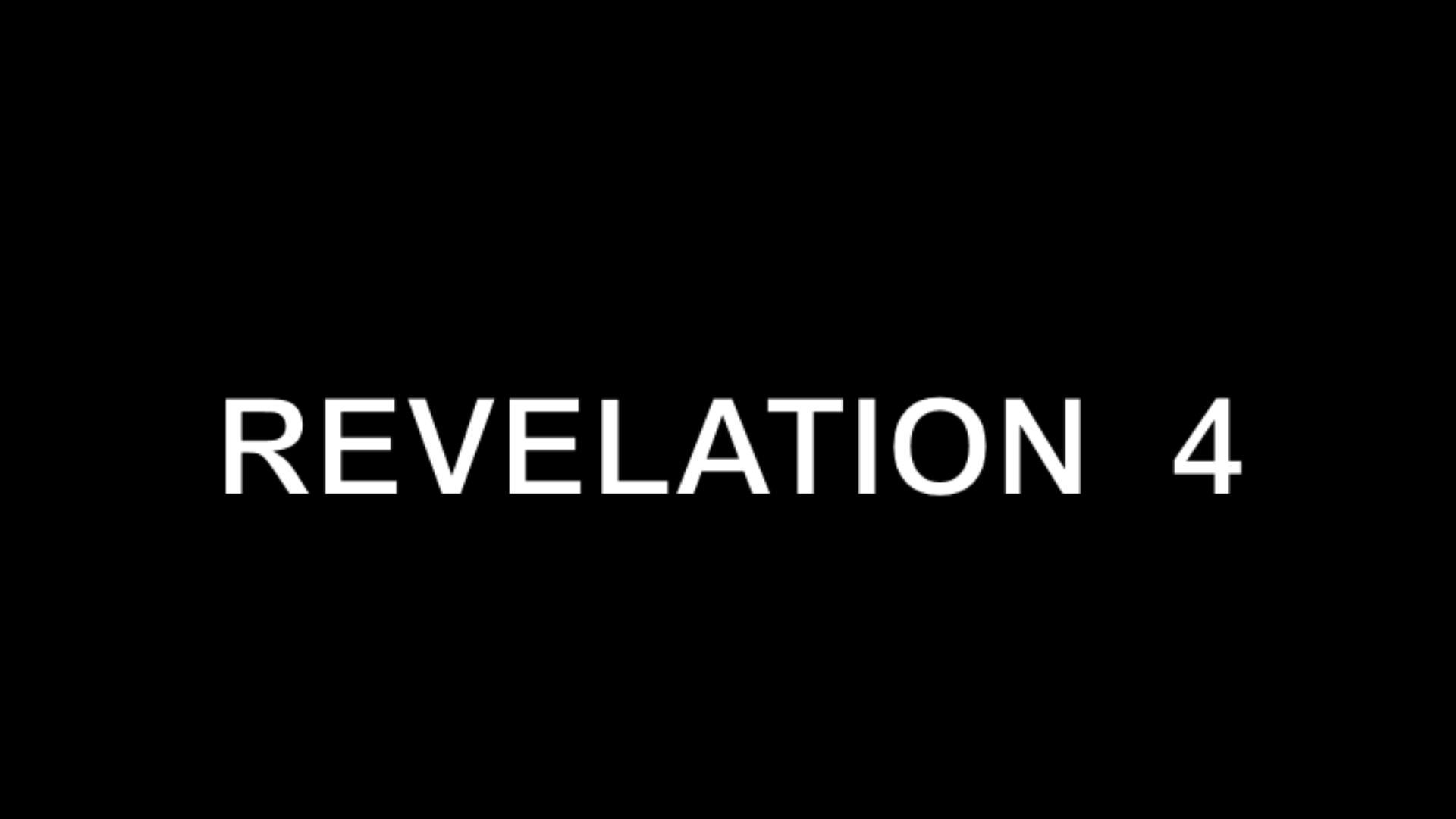 Revelation 4