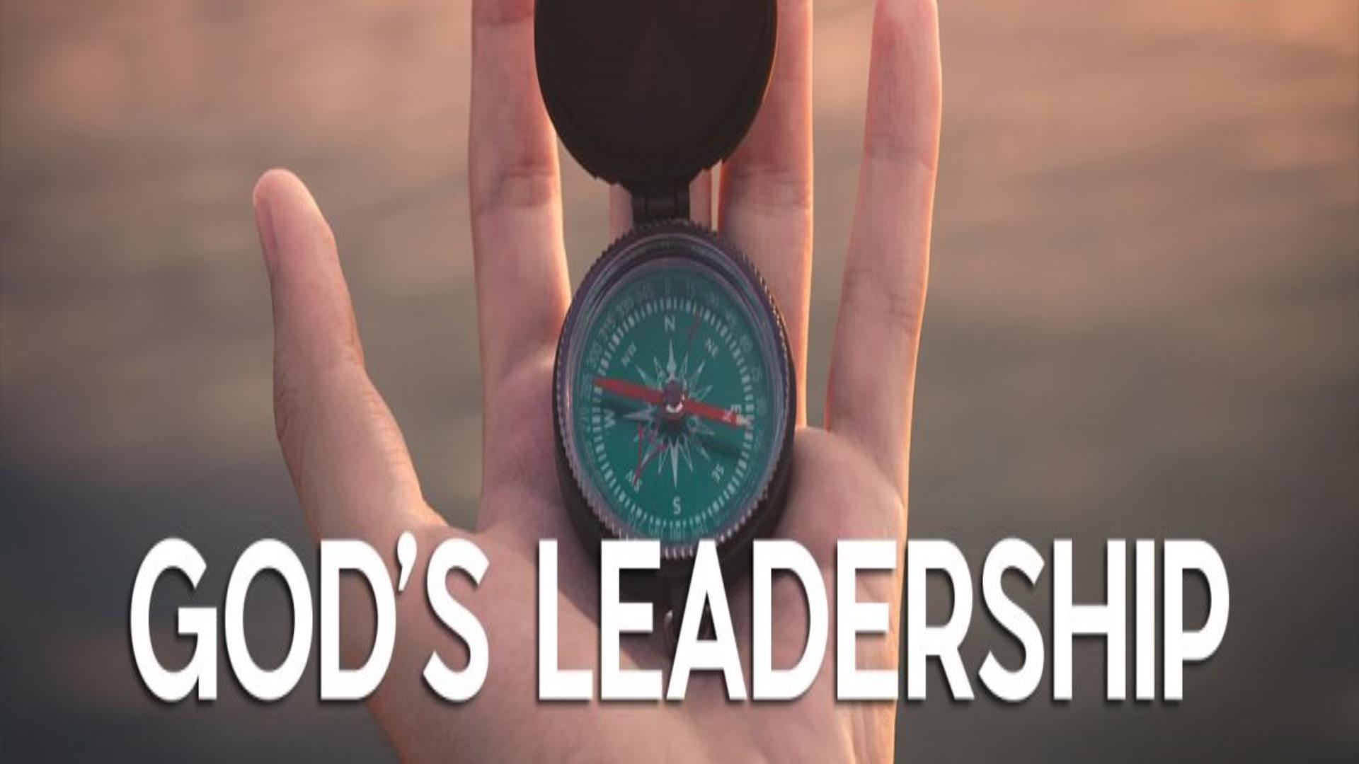 God's Leadership