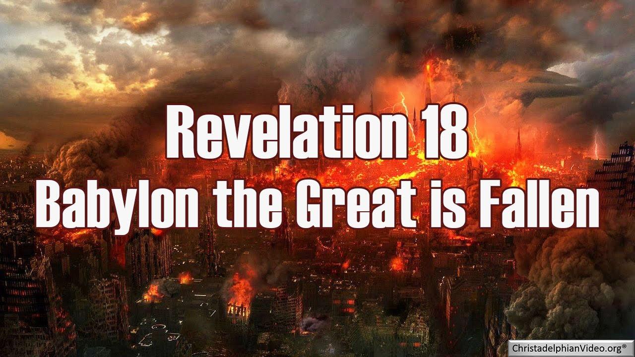 REVELATION  18