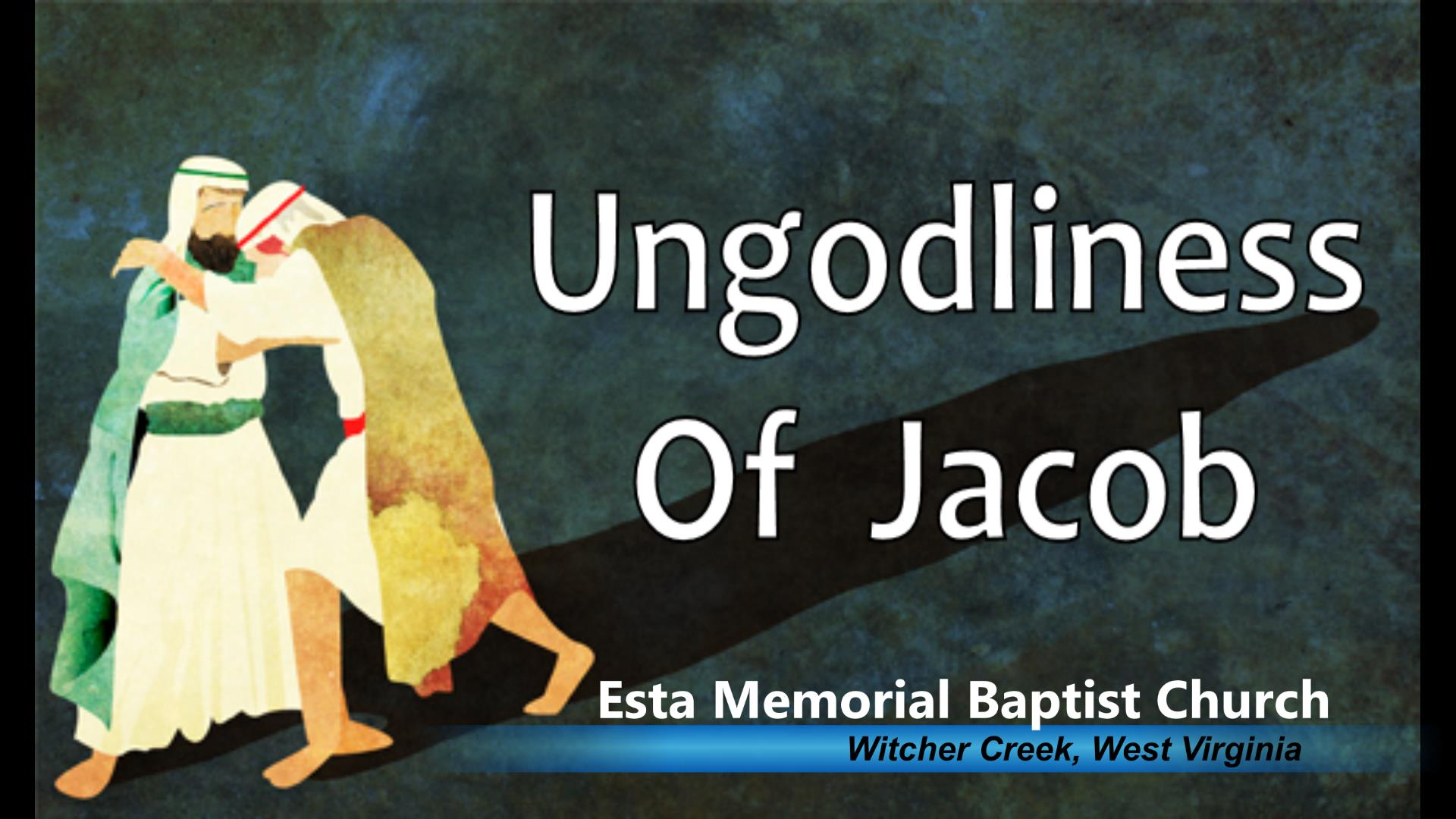 Characteristics  of  Jacob