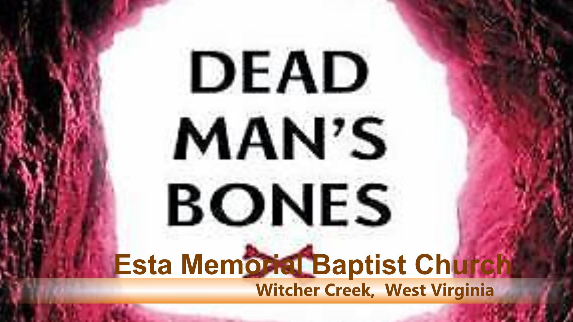 Dead Man Bones