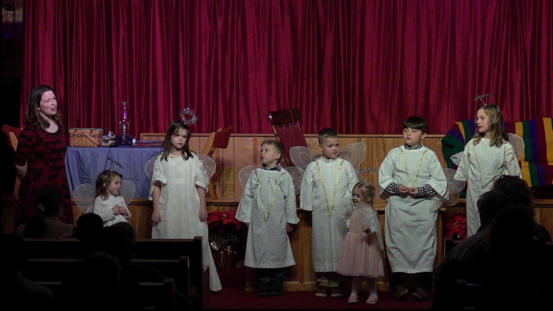 Children's - Christmas Play