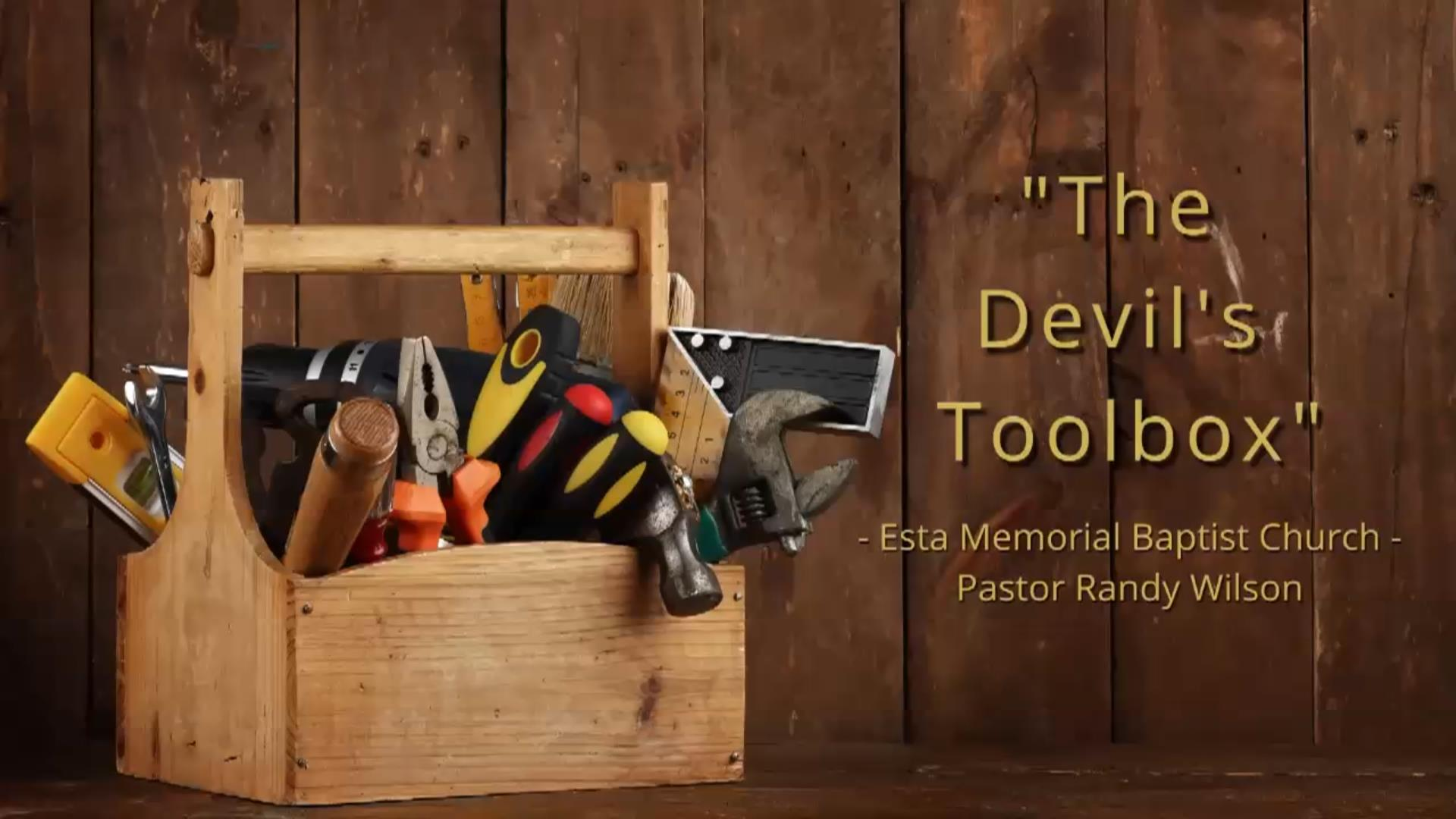 The Devil's Toolbox