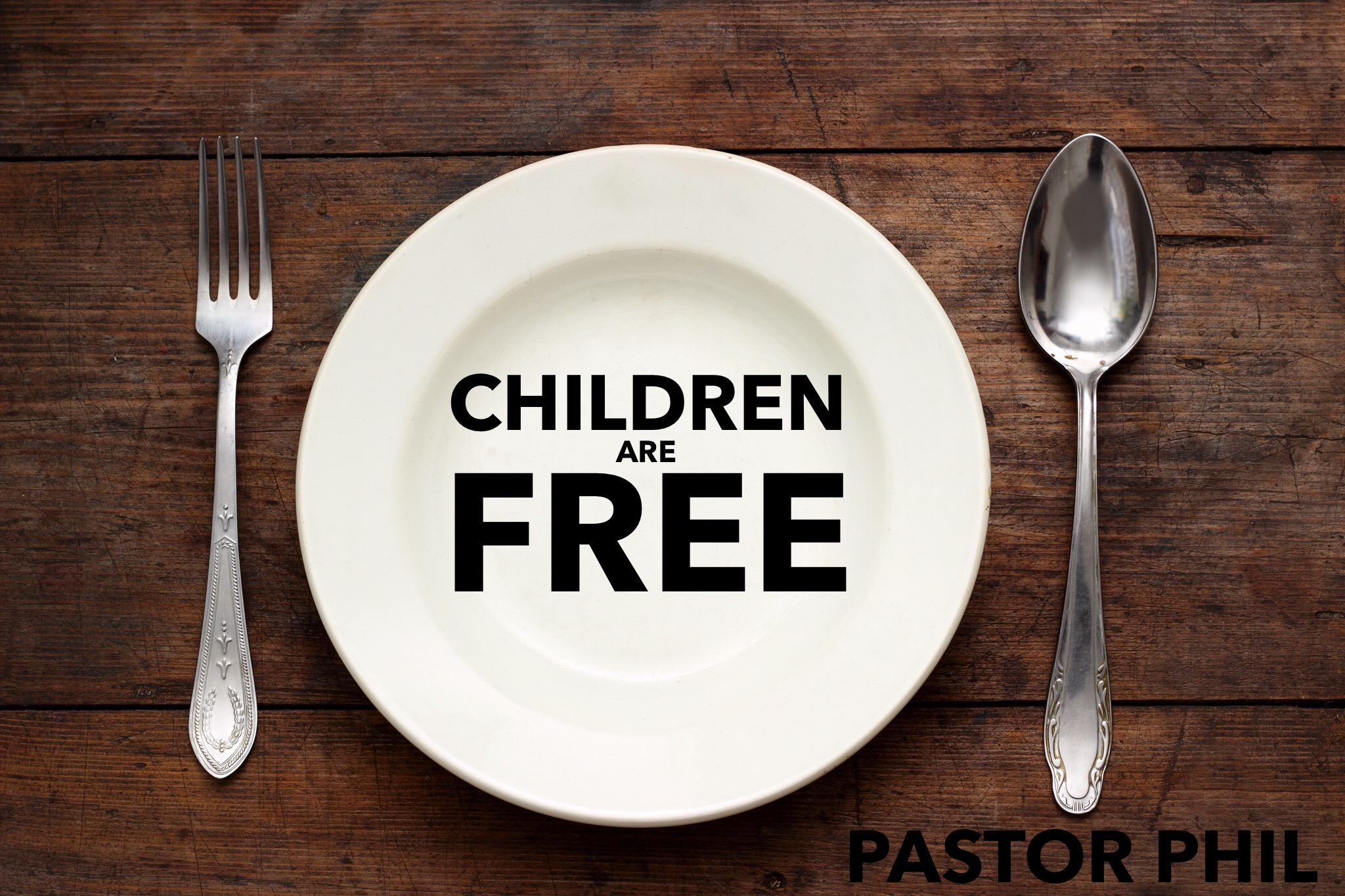 Children Are Free