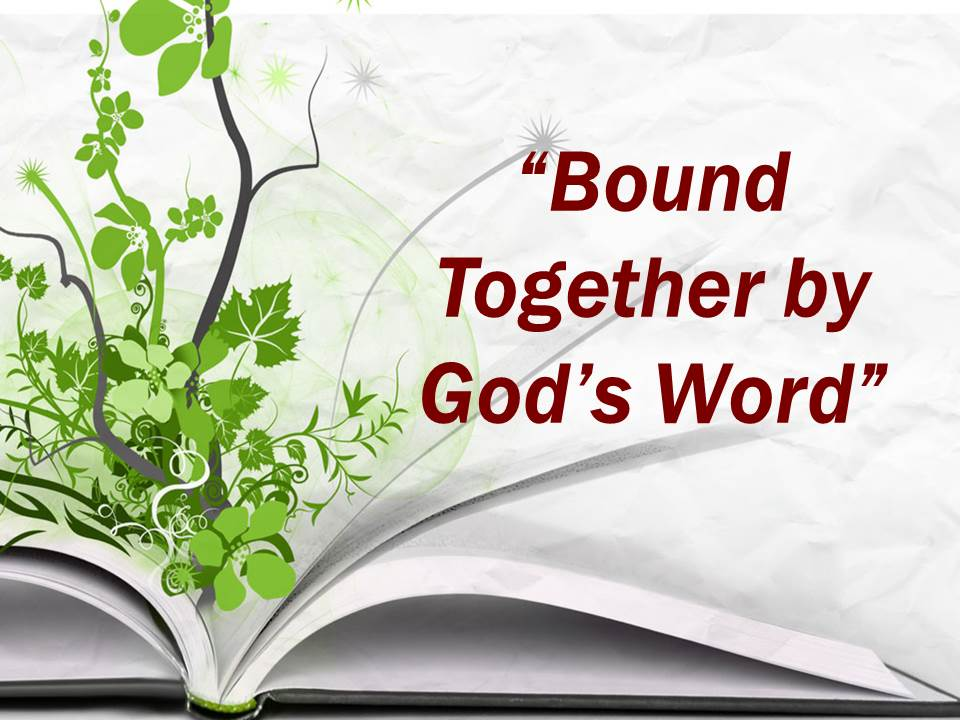 Bound Together by Gods Word