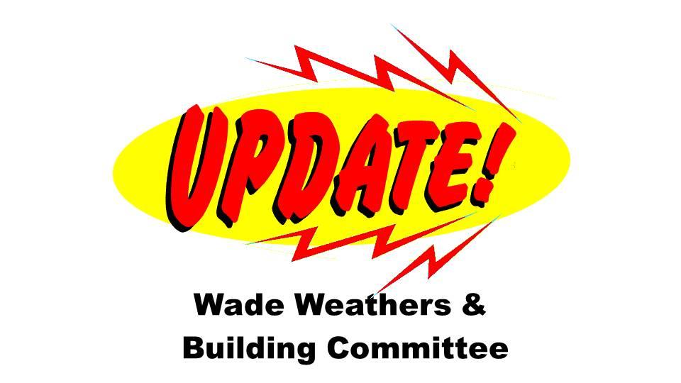 4-22-18 Building Update