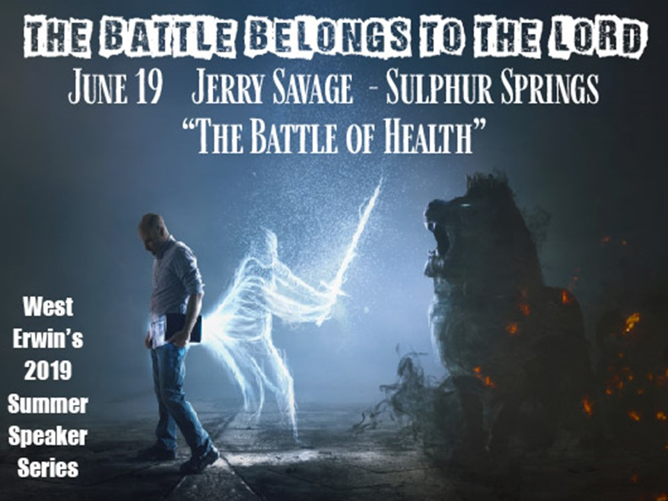 The Battle of Health
