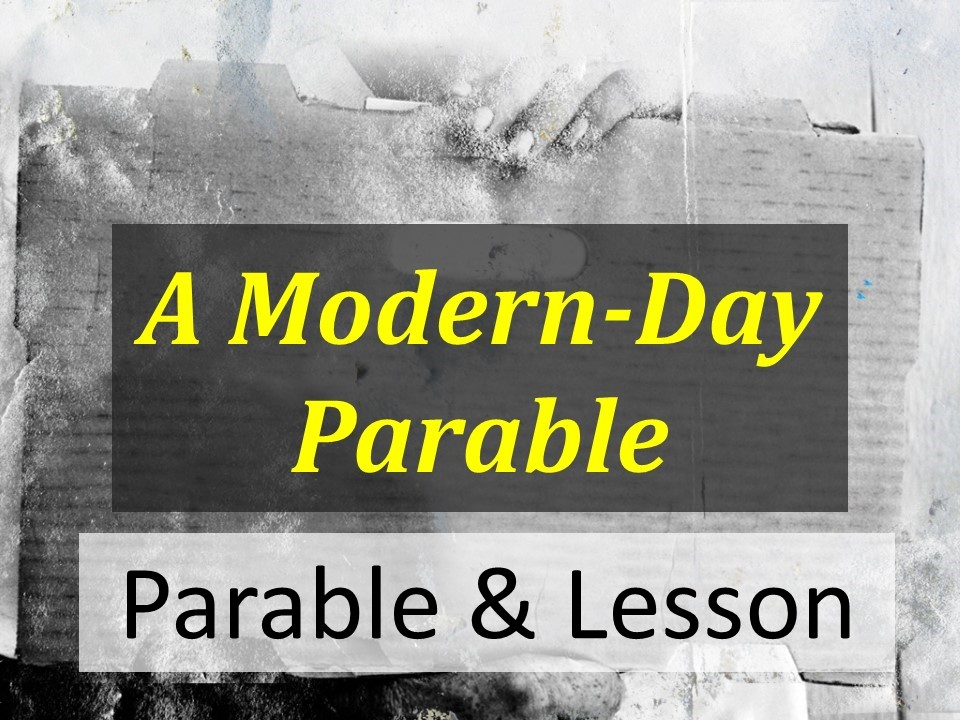 Use It or LoseEverything Parable  Lesson