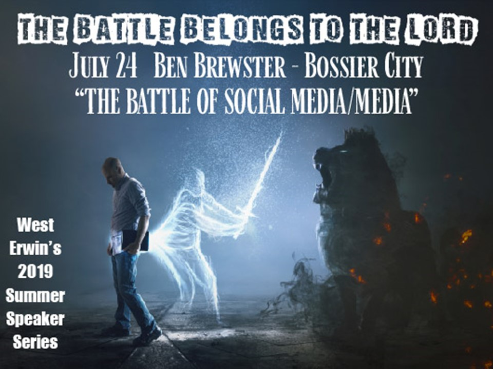 The Battle of Social Media/Media