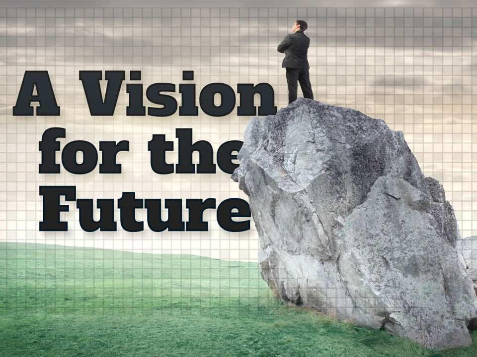 "Series ""2020 Vision - A Year of Growth"