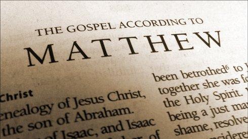 Matt. 14:22-16:28