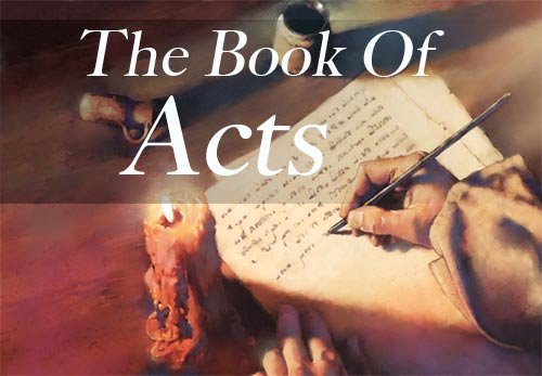 The Macedonian Call--Acts 16
