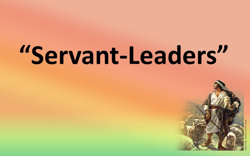Servant-Leaders