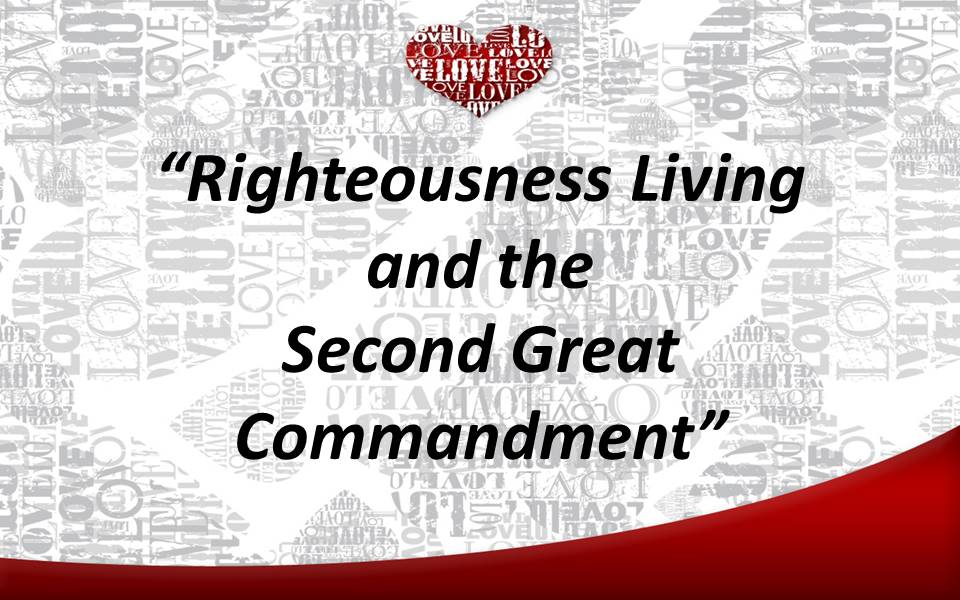 Righteousness Living