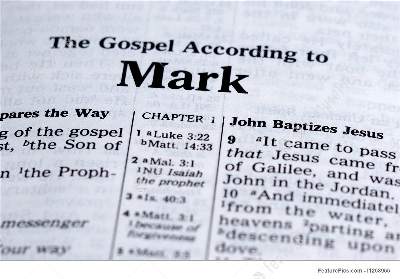 He has risen!--Mark 16