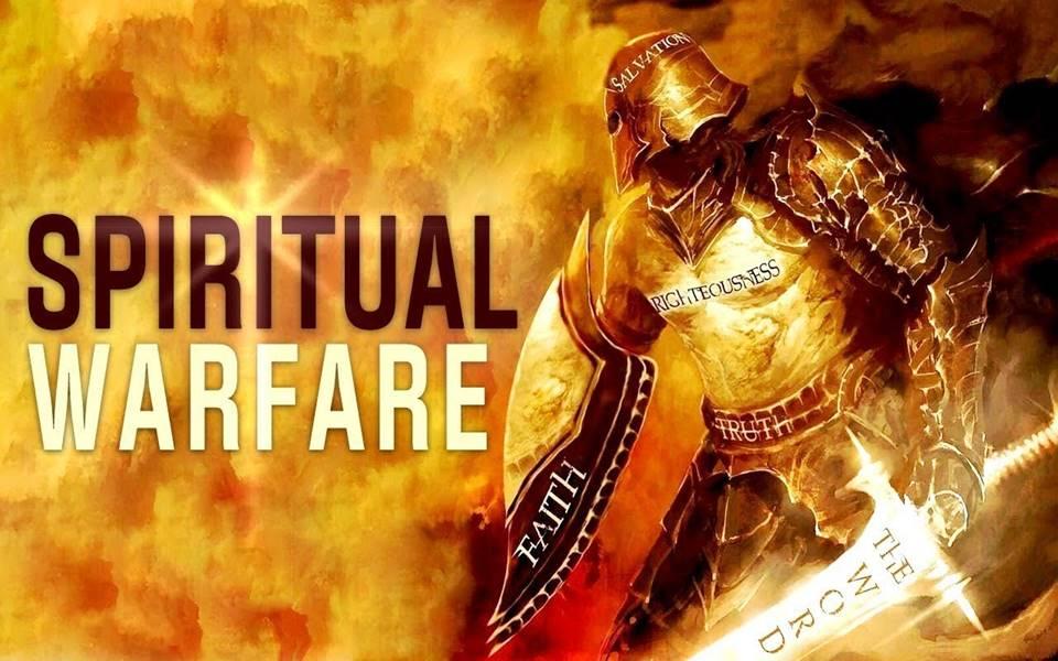 The Helmet of Joy--Eph. 6:17a