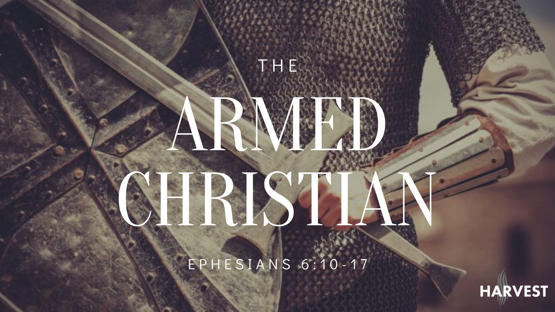 """The Armed Christian"" 3/11/2020 PM"