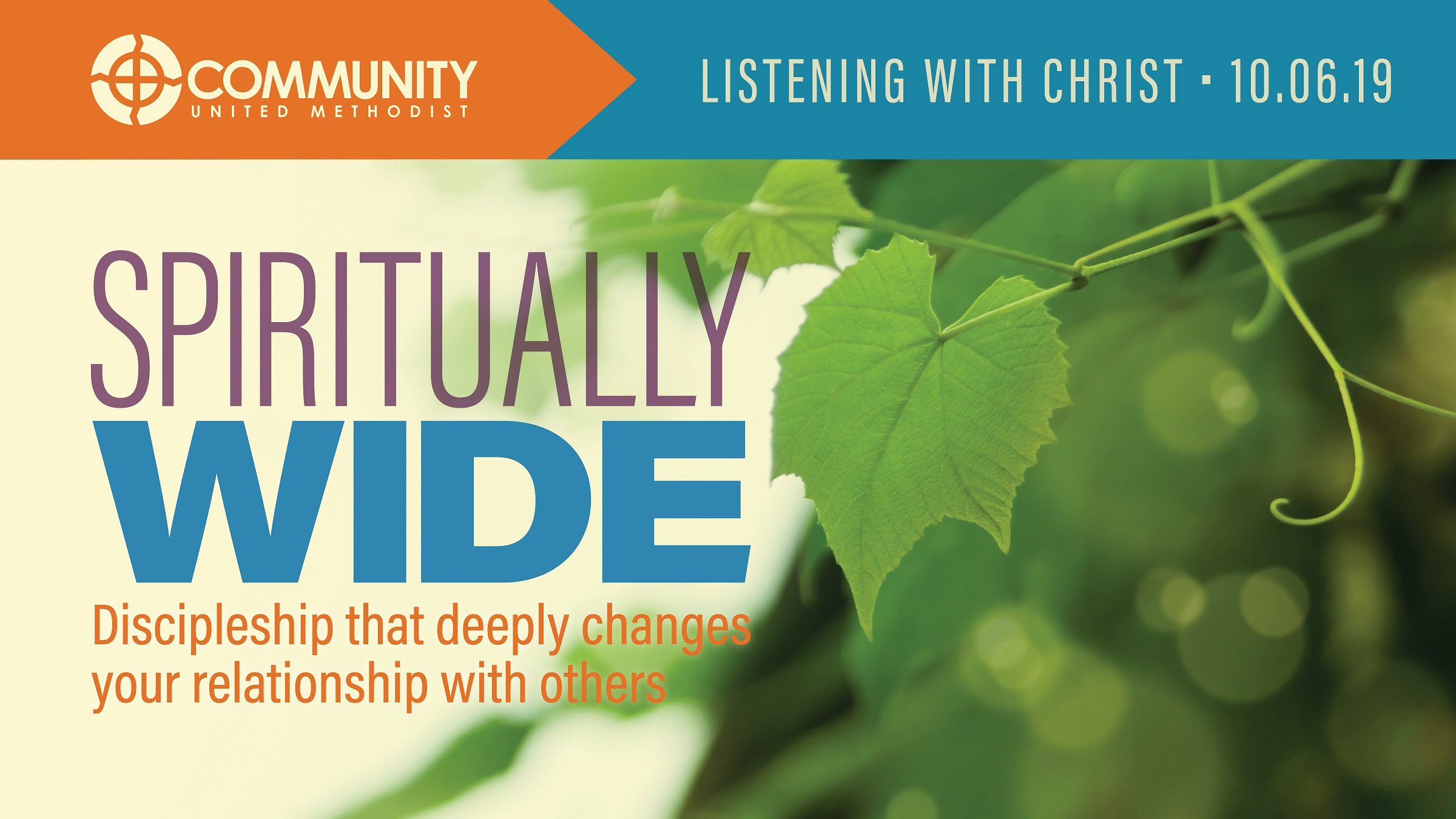 Listening with Christ