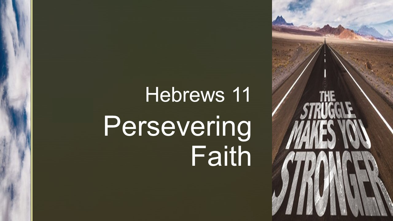 Preserving Faith