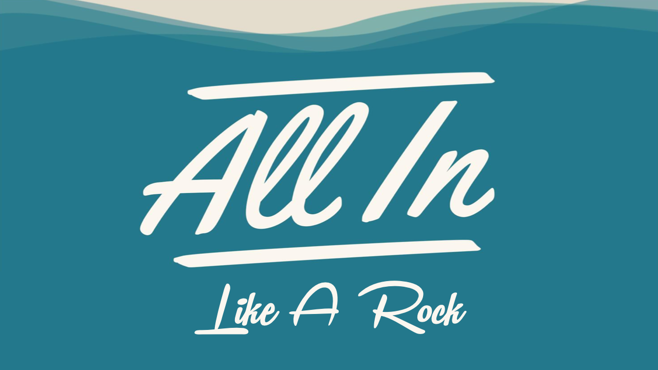 All In Like A Rock