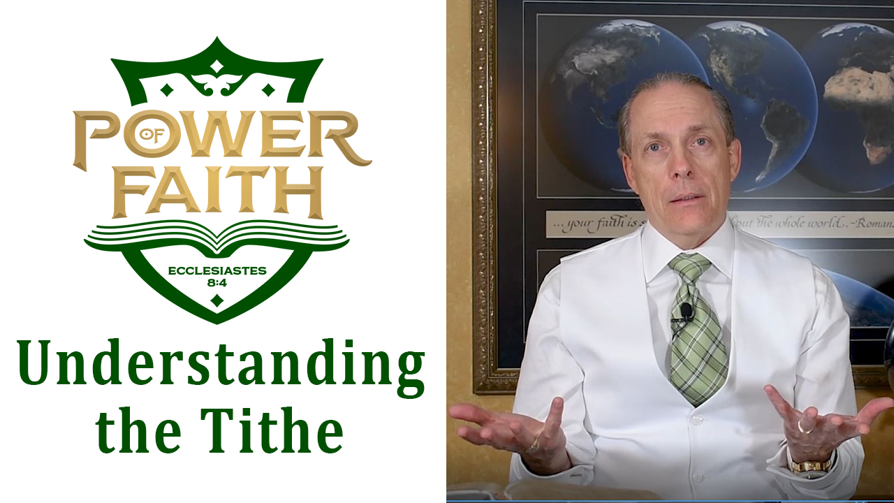 Ep 11  Understanding the Tithe