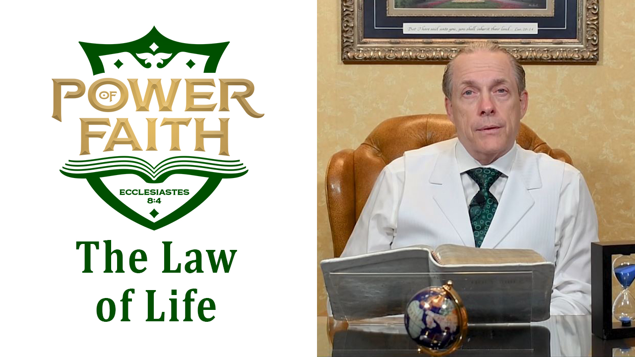 Ep 18  The Law of Life