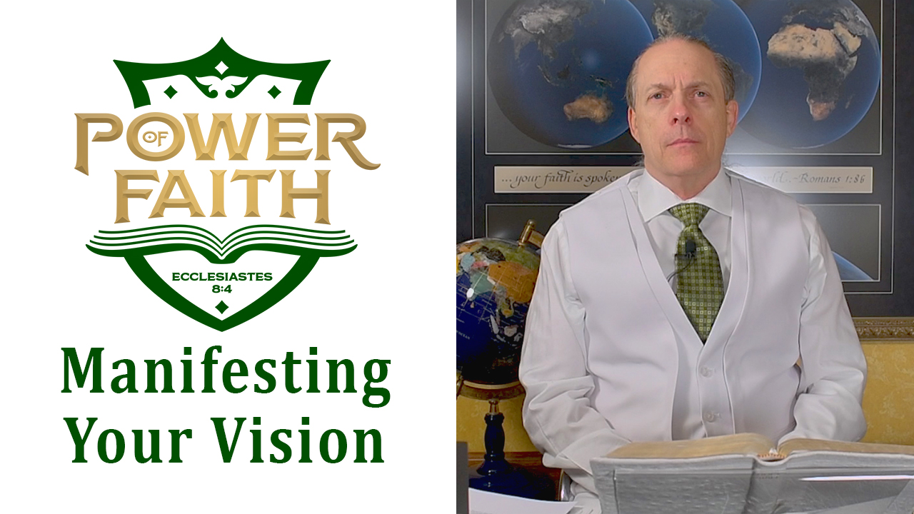 Ep 31  Manifesting Your Vision