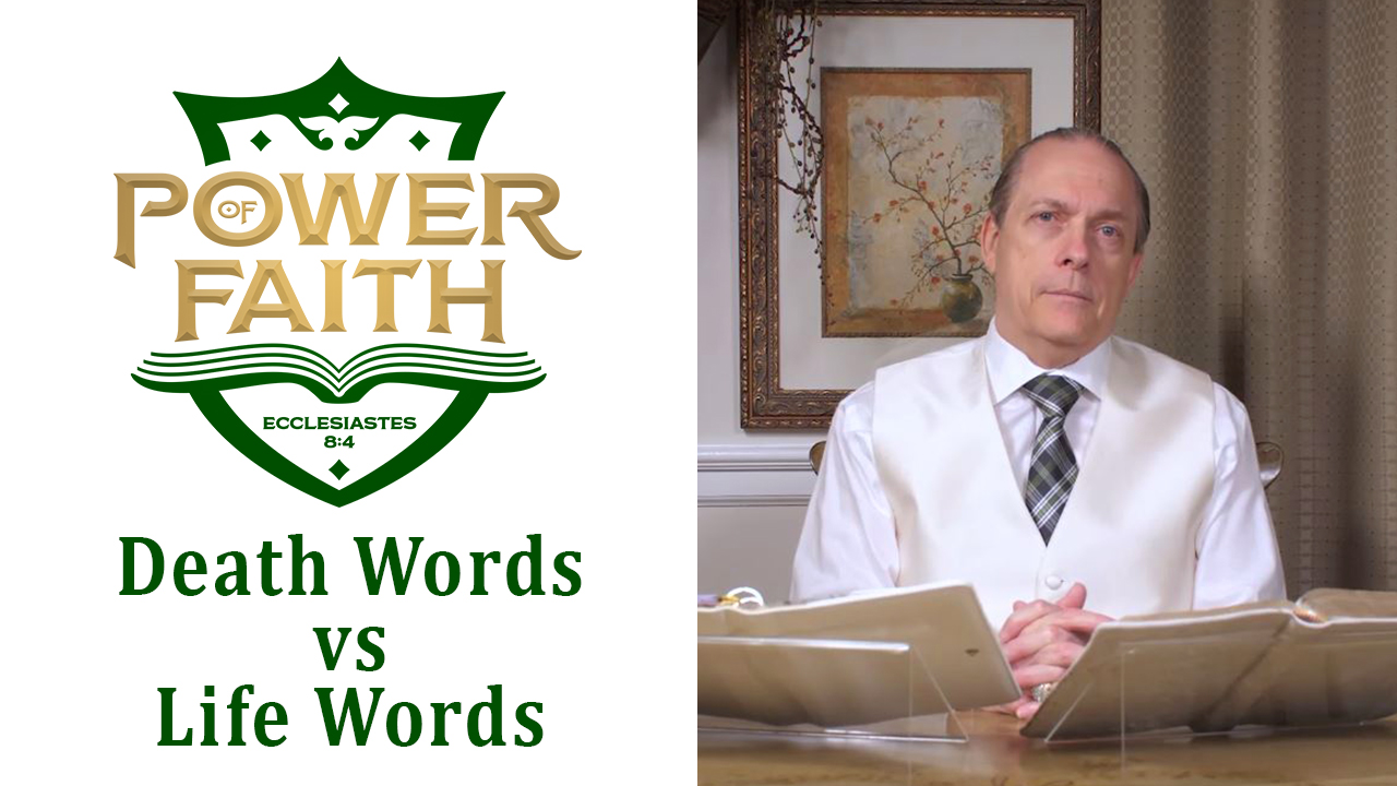 Ep 42  Death Words vs Life Words