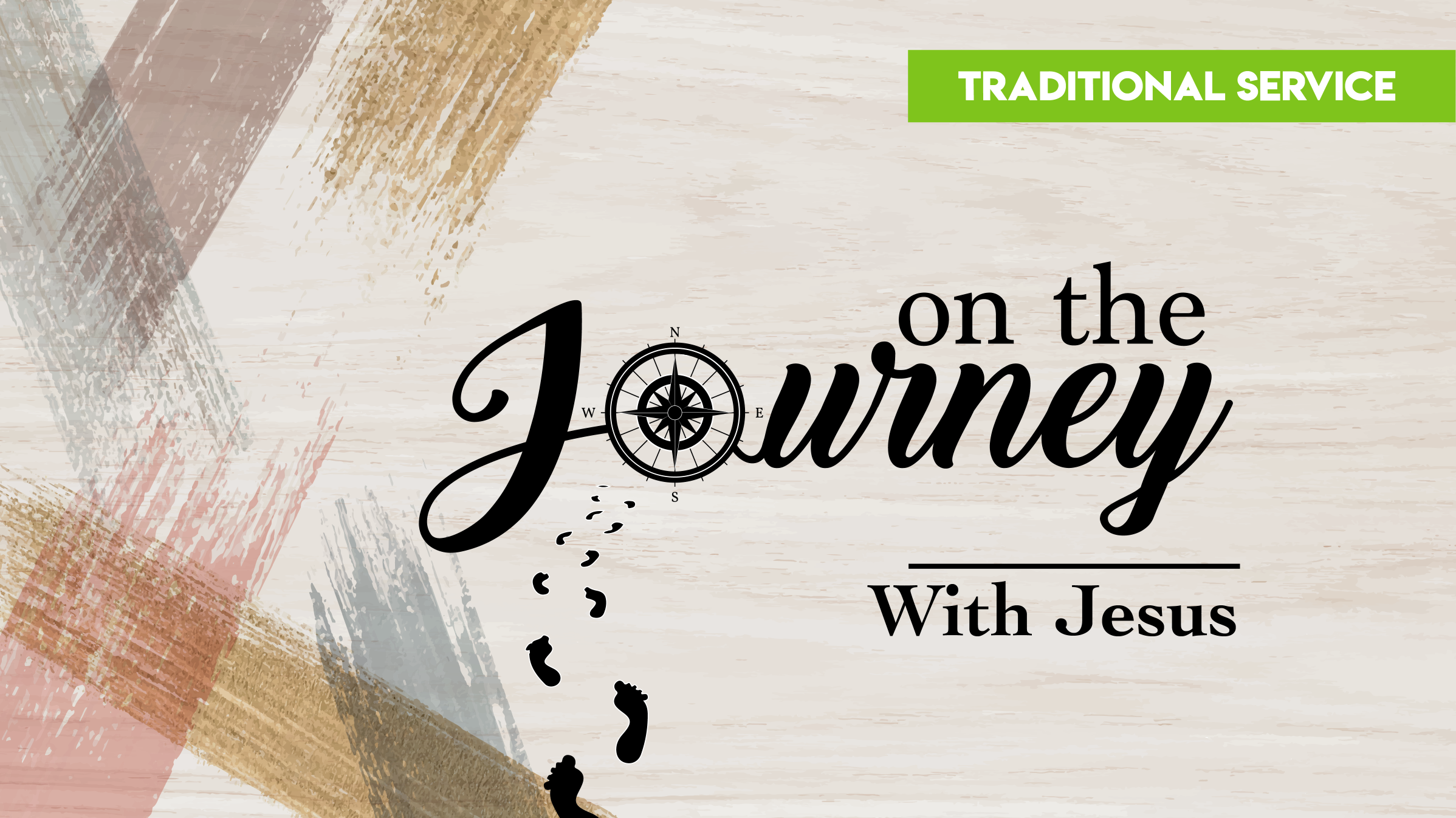 On the Journey: With Jesus