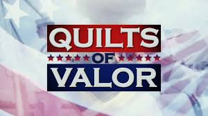 Quilt of Valor Ceremony for Ben Morgan
