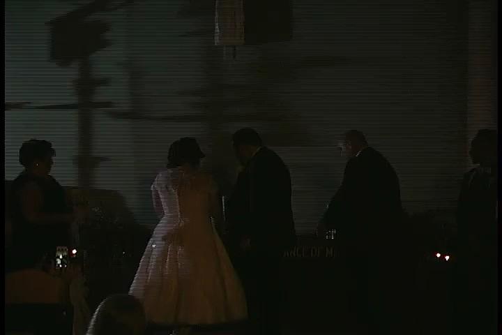 Rebekah & Julio Aleman Wedding