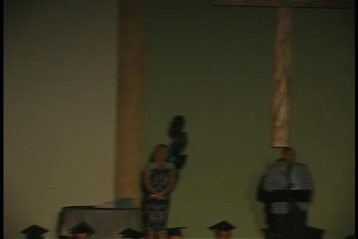 ZCA Senior Graduation