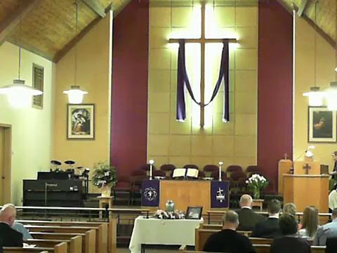 2/27/2016 Skalberg Memorial Service
