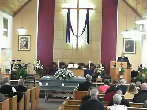 Rose Cap Memorial Service