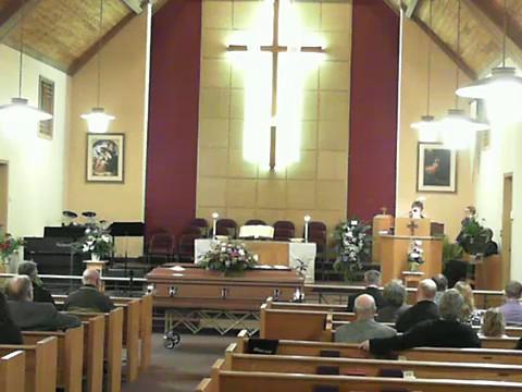 Margaret Vondracek Memorial Service 4/30/2016
